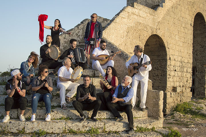 music video salento ariacorte-e-comparse